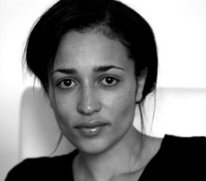 Zadie Smith - award winning novelist, essayist and Professor of Creative Writing at the University of New York