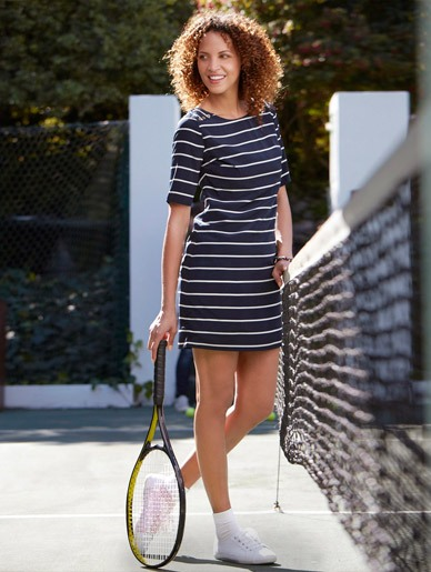 Noémie  Lenoir for Marks and Spencer, Summer 2012 (Image: marksandspencer.com)