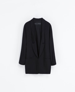 ZARA Loose Fit Blazer £55