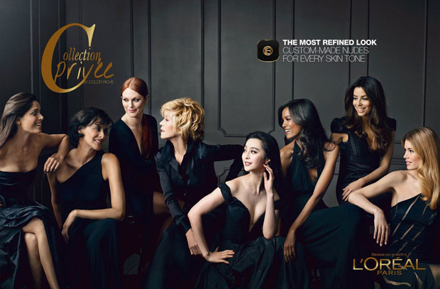 LOreal-Collection-Privee-by-Color-Riche-Ad-Campaign