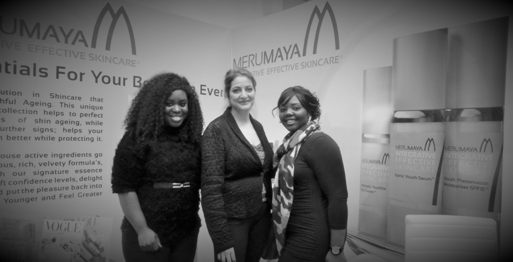 Maleka, Dija and I!