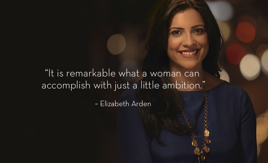 Woman of Ambition: Reshma  Saujani - the youngest woman to run for the US Congress in 2010