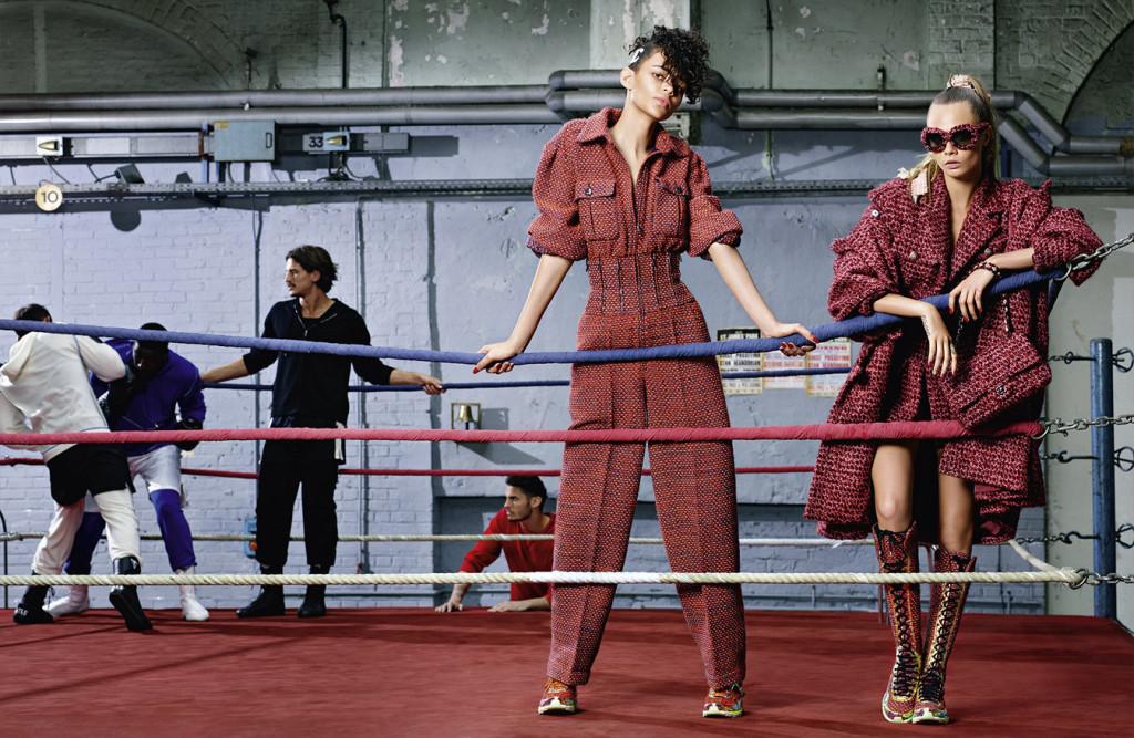 Cara-Delevingne-Binx-Walton-Chanel-Fall-Winter-2014-Campaign-10