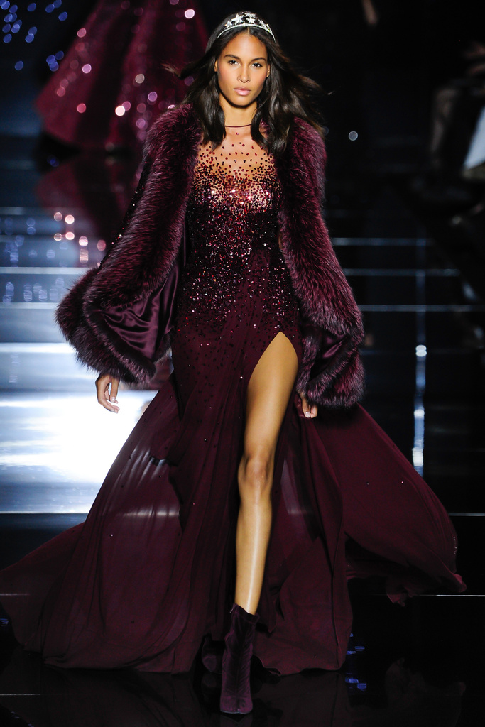 Cindy Bruna for Zuhair Murad