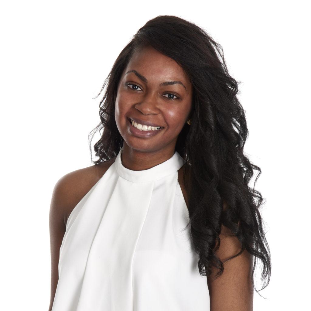 #brownbeauty entrepreneur Celmira Amade