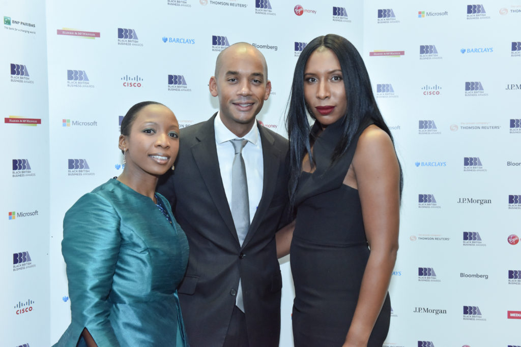 The Black British Business Awards 2016.